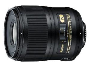 Product image of the Nikon 60mm macro