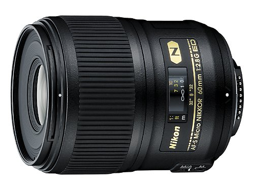 Product image of the Nikon 60mm macro