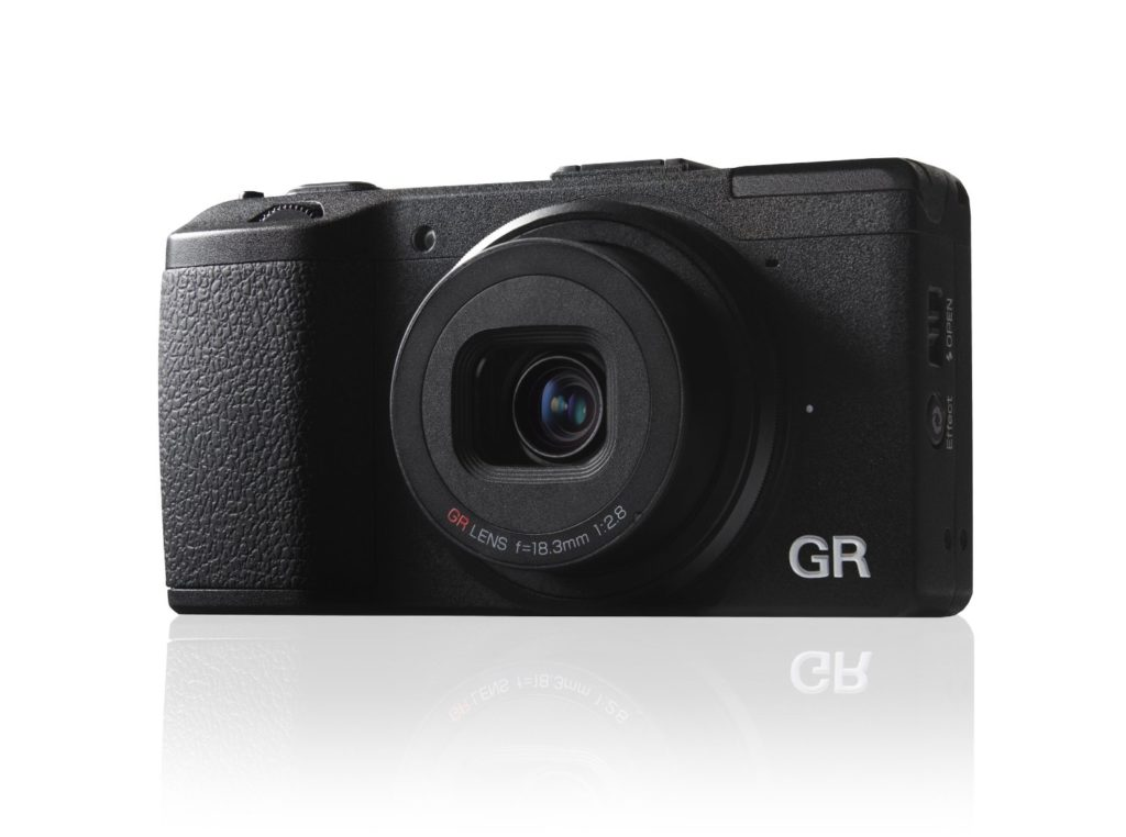 Amazon product image of the Ricoh GR camera