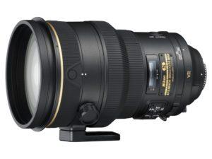 amazon product image of the NIKKOR 200mm f/2G ED Vibration Reduction II