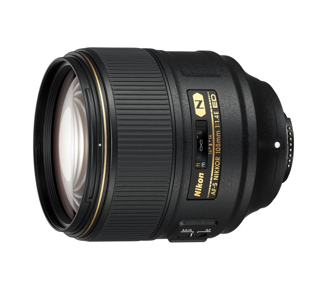 amazon product image of one of the best nikon portrait lenses