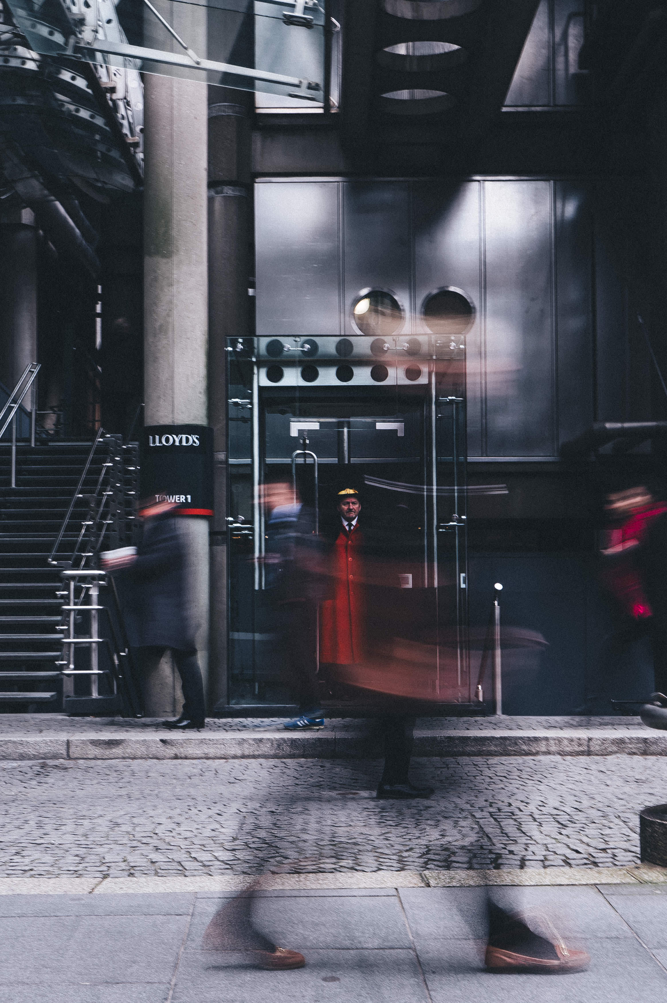 example image of motion blur for learning beginner photography