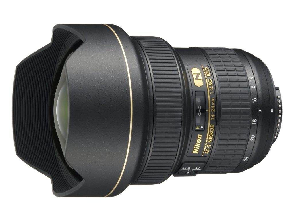 Image of the best Nikon wide angle lens for landscape photography