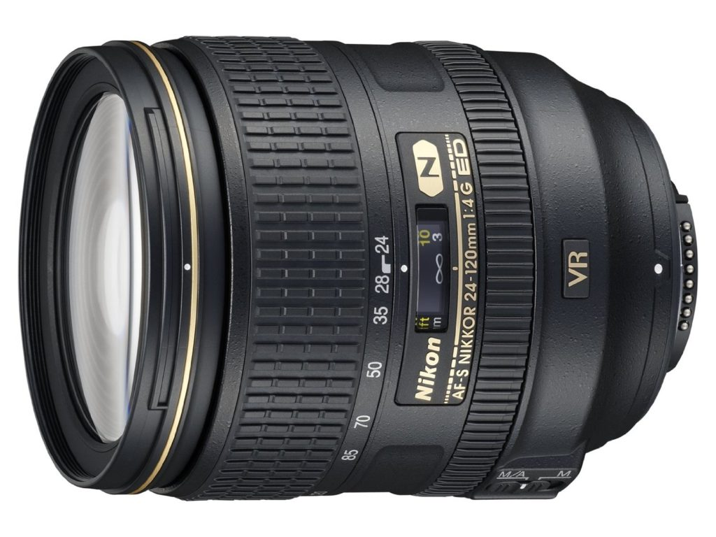 Amazon product image of one of the best Nikon lenses for landscape photography