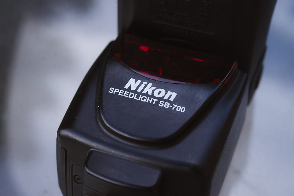 Image of a flash for a Nikon SB-700 review