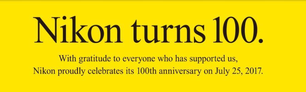 Nikon Anniversary