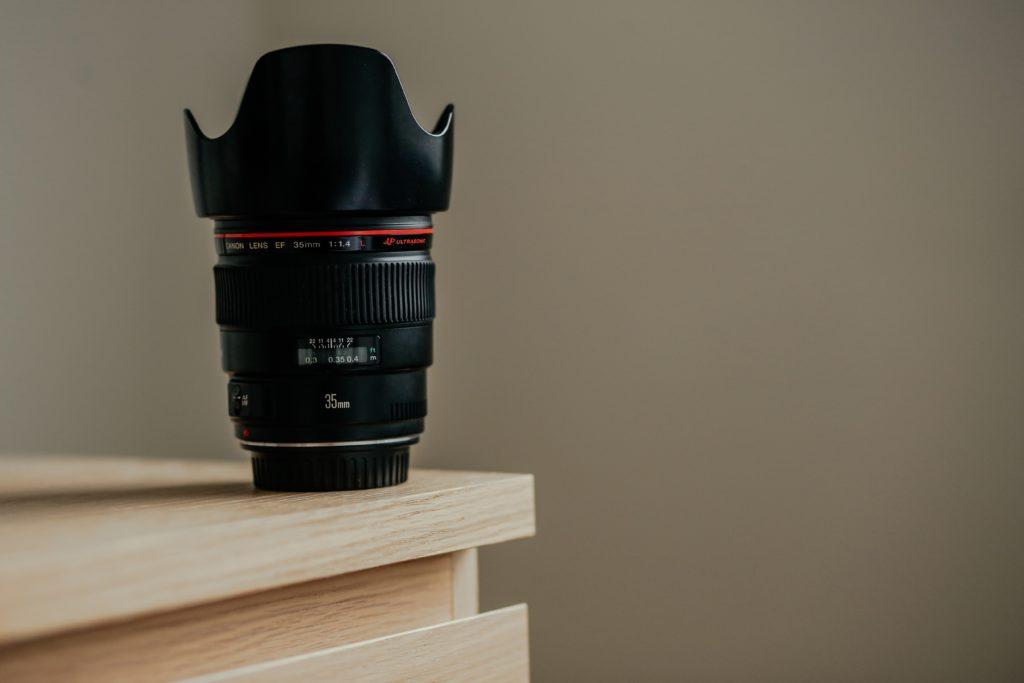 Lens-photo-night