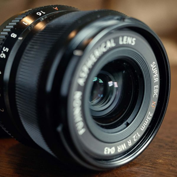 Fujifilm XF 23mm f/2 R WR Review: A Speedy Street Lens