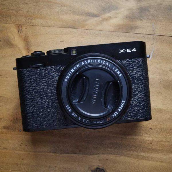 Fujifilm X-E4 Review: A Compact Street Companion