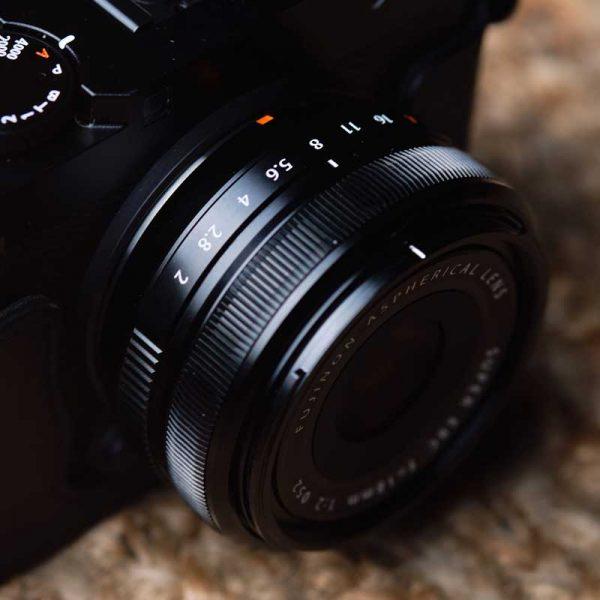 Fujifilm XF 18mm f/2 R Review