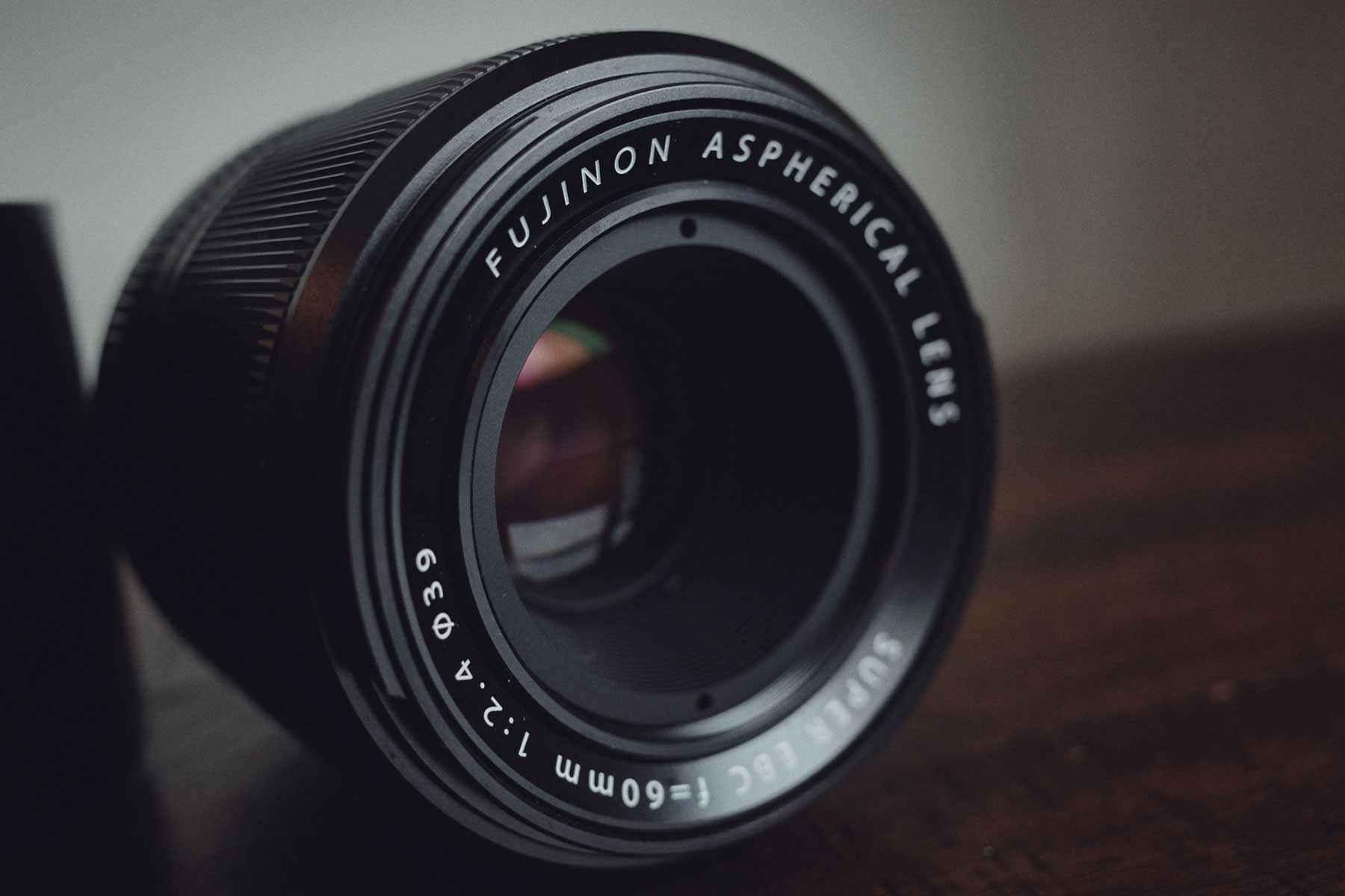 Fujifilm XF 60mm f/2.4 R Macro Lens Review Cover Image