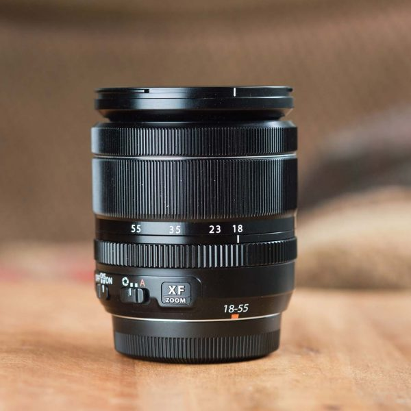 Fujifilm 18-55mm f/2.8-4 Review: More Than Just a Kit Lens