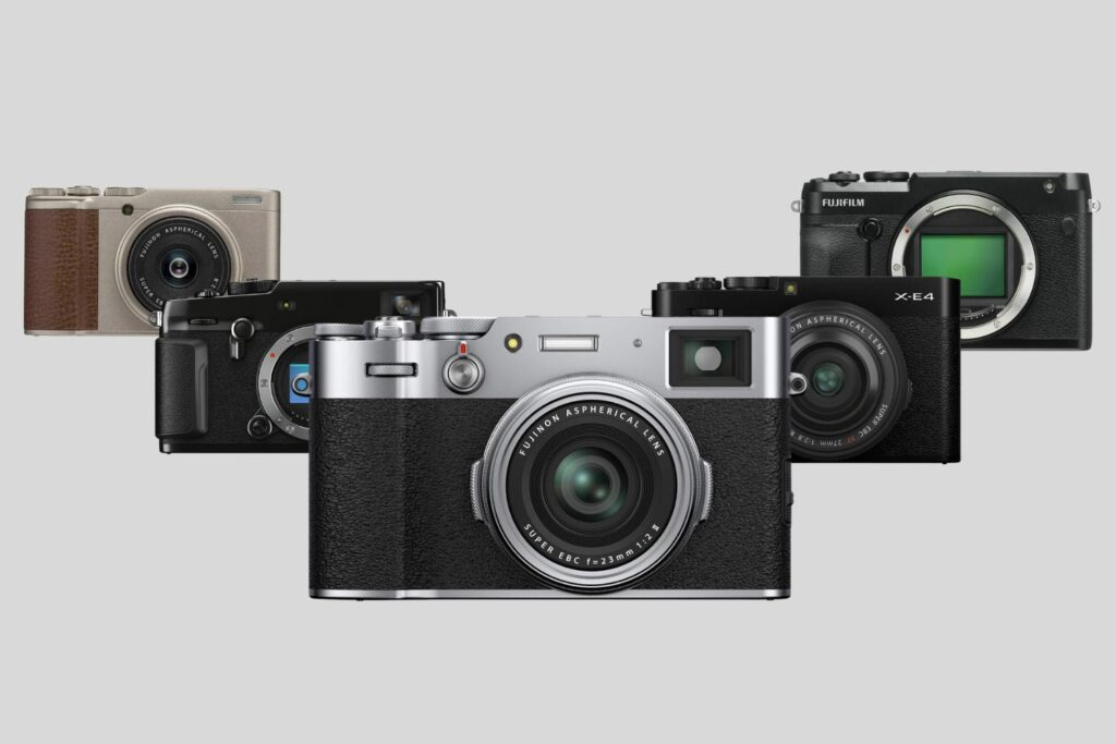 Best Fujifilm Cameras for Street Photography: 5 Top Picks